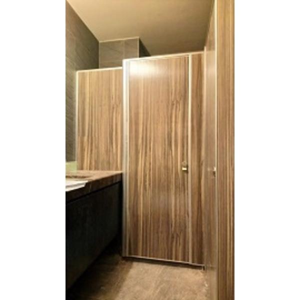 廁所.鋁封邊蜂巢美耐板
