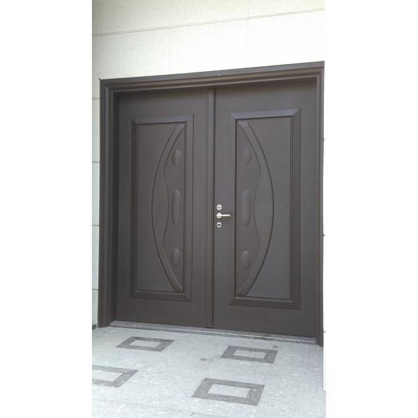 鑄鋁雙開門-冠盛金屬有限公司