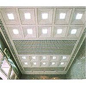 金字塔造型天花-東齊金屬工業股份有限公司