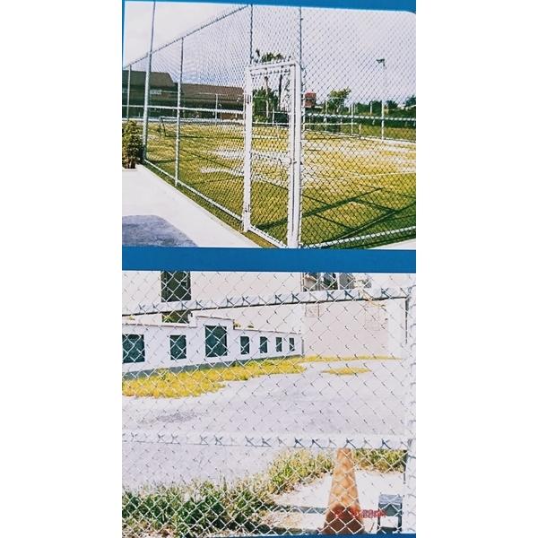 球場圍籬(菱形網)