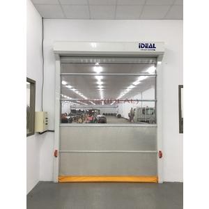 PVC軟式快速捲門 - 愛第爾自動化工程有限公司