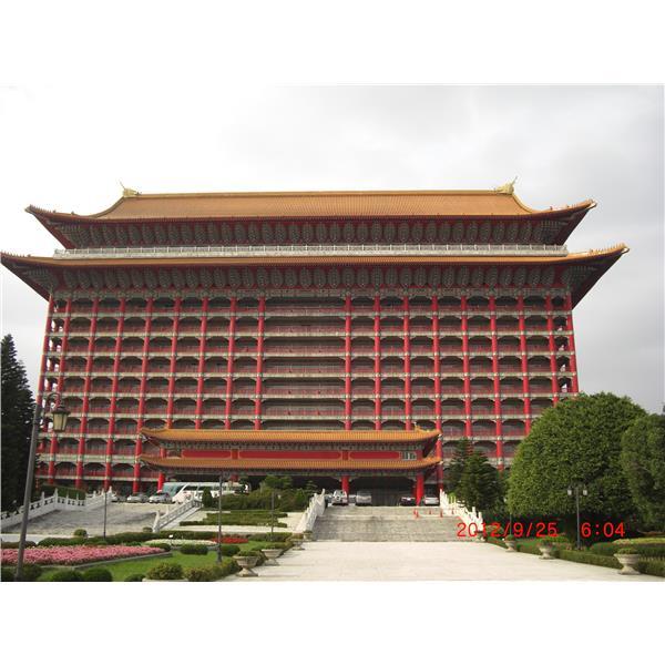 圓山飯店防火木門
