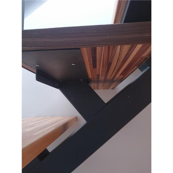 超耐磨地板 時尚系列 歐式拼木 做樓梯踏板