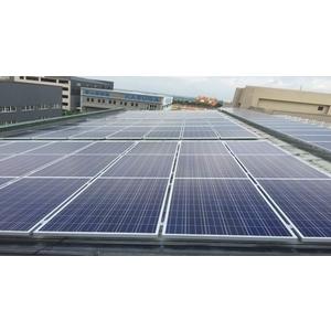 太陽能光電(中華電信+防颱鋼板) - 高勤彩色鋼板