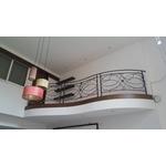 室內弧形鍛造欄杆(鍛鐵)
