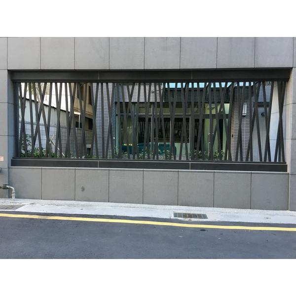 造型圍牆欄杆-上騰金屬有限公司