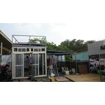 綠建築商店屋