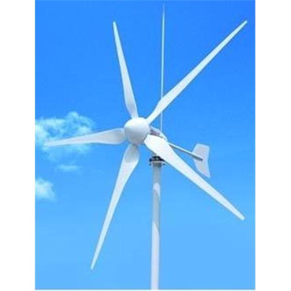 水平式風力發電機-3000W-東陽能源科技股份有限公司