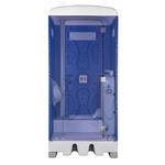 雙層儲存式流動廁所(蹲式)
