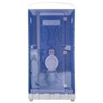 雙層儲存式流動廁所(坐式)