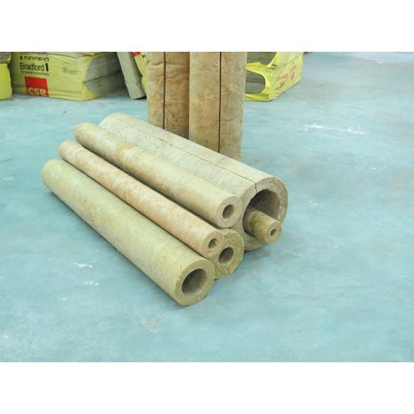 撥水性岩棉管-綠業保溫材料有限公司