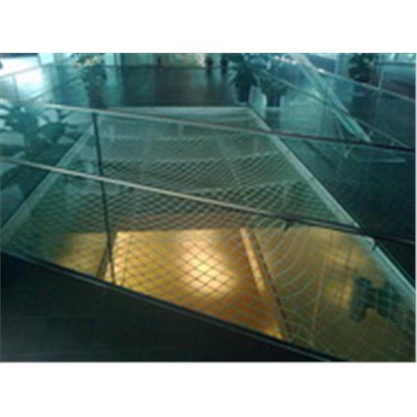 樓梯安全防護網-東建安全網有限公司