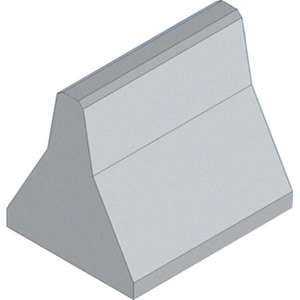 新P4-A型護欄(紐澤西護欄)1-昌鼎水泥製品有限公司