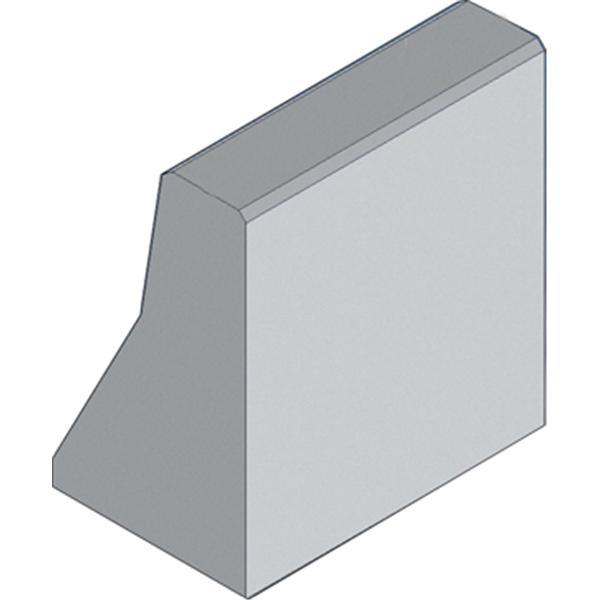 新P4-B型護欄(紐澤西護欄)1-昌鼎水泥製品有限公司