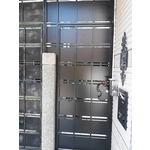 不鏽鋼烤漆門