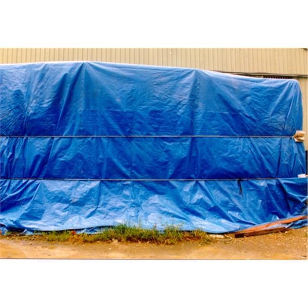 工廠用覆蓋防水帆布-鹿港帆布有限公司