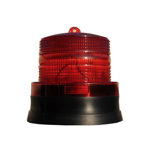太陽能警示燈-燈座型(小太陽警示燈)-晶順工業有限公司