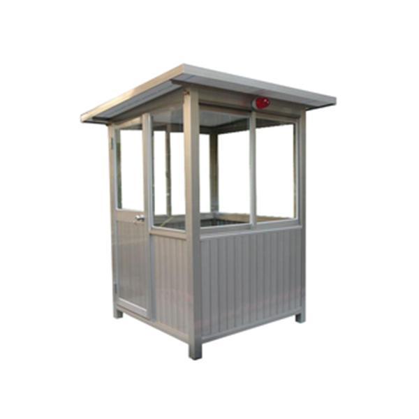 警衛亭-1.5*1.5*2.3米-晶順工業有限公司