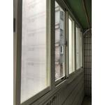 陽台採用華家隔音窗