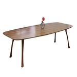 木蘭昇騰鐵藝會議桌