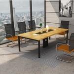 華為工業風8尺會議桌