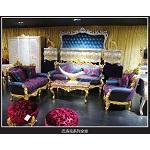 巴洛克 1+2+3 沙發