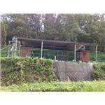 鐵皮屋+圍籬