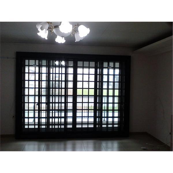 格子防盜窗-人京典系統門窗