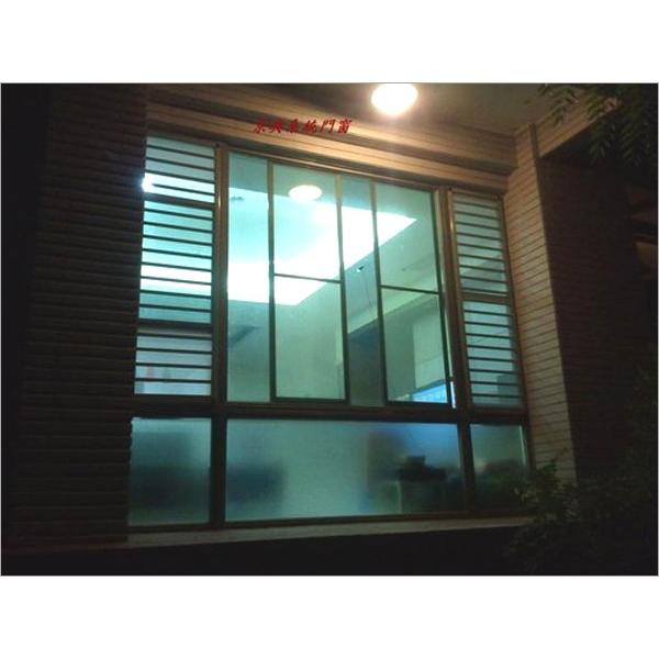 上下拉門-人京典系統門窗