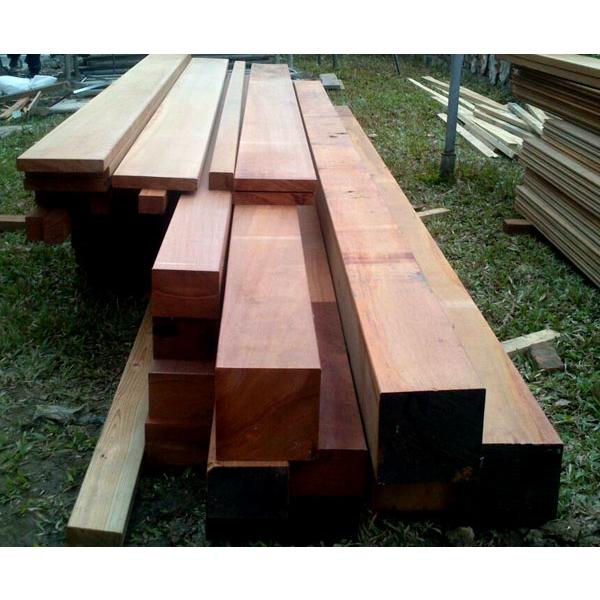 婆羅洲鐵木-尼可企業社