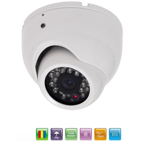 紅外線半球攝影機-萬龍科技實業有限公司