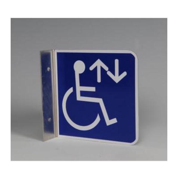 鋁板指示牌-家葳企業有限公司