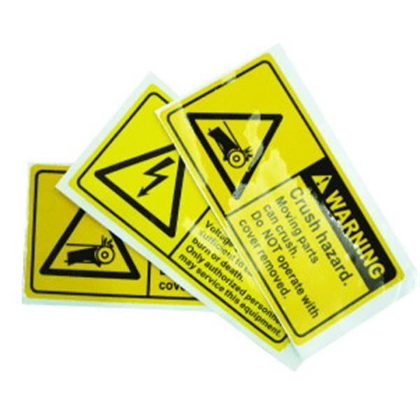 工業用耐酸鹼貼紙-佳視達數位印刷有限公司