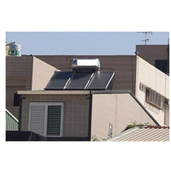 傳統式太陽能影響建築物美觀-兆綠科技股份有限公司