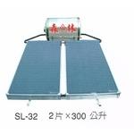 太陽能熱水器
