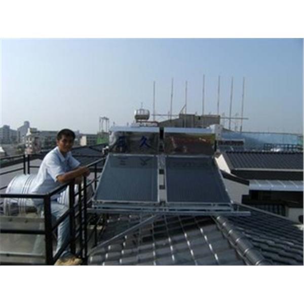 琉璃瓦式太陽能-久強實業有限公司