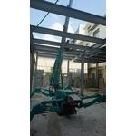 鋼構吊掛施工