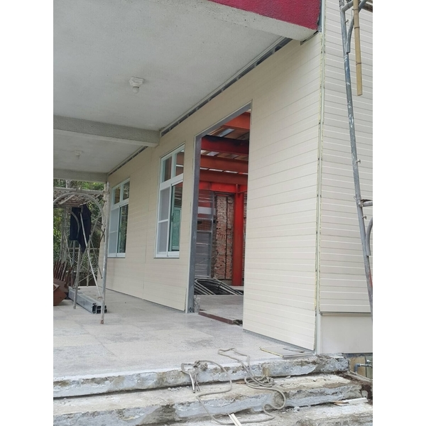 房屋新建工程