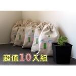 森呼吸生物砂除臭包 (4包/袋) (10入組)