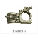 鋼管熱鍍鋅活扣