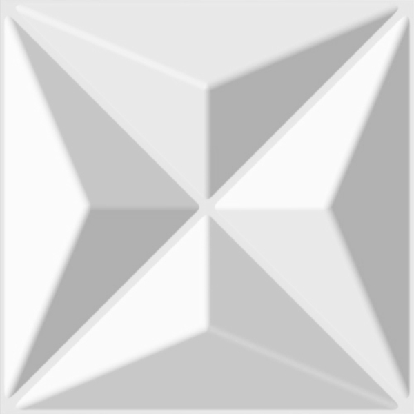 台灣獨家 洛米思3D立體牆板 D003 (50*50cm)