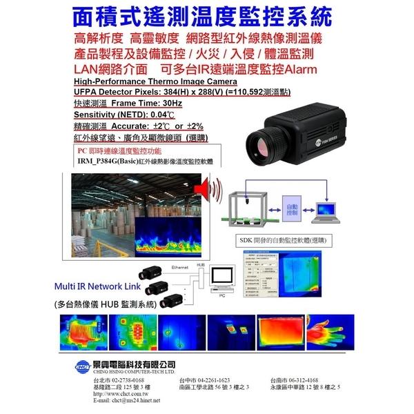 面積式遙測溫度監控系統-景興電腦科技有限公司