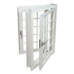 複層玻璃雙推防盜氣密窗(單推、室內推)