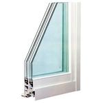 雙中空三層玻璃橫拉氣密窗