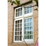 有開天複層玻璃防盜氣密窗