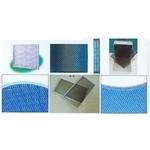 奈米銀、光觸媒活性碳蜂巢過濾材