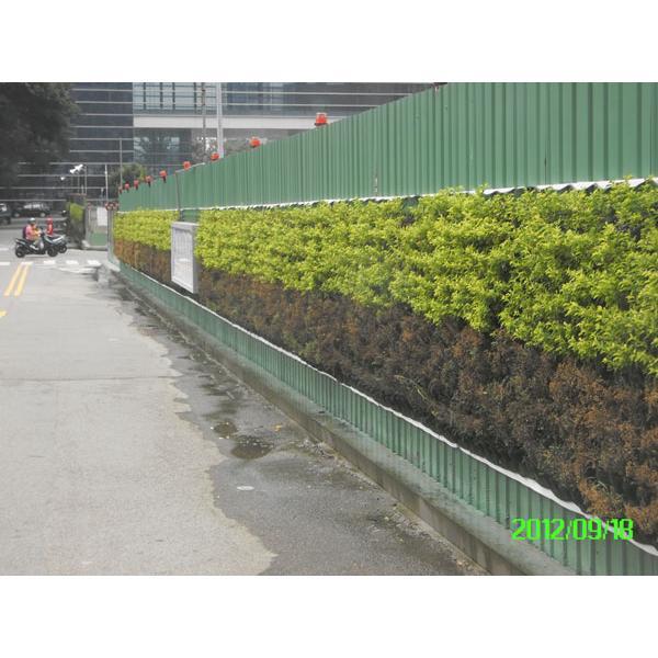 圍籬綠化1-百業興有限公司