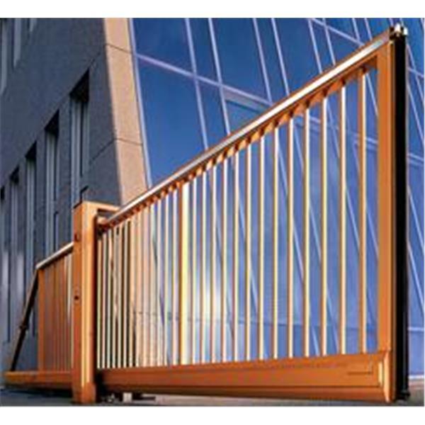 電動橫移式大門-福發鋼鋁工程有限公司