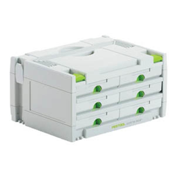 SYS3-SORT/6 抽屜/組合式/專利/工具箱/配件-飛速妥貿易有限公司