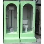 簡易式活動廁所